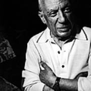 Pablo Picassopablo Picasso Misc Art Print