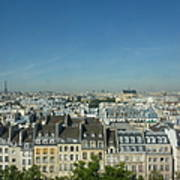 Paris Cityscape Art Print