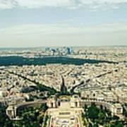Paris, Je Taime Art Print