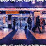 Passengers #3 Art Print