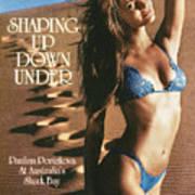 Paulina Porizkova Swimsuit 1985 Sports Illustrated Cover Art Print