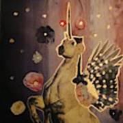 Pegasus 2 Art Print