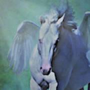 Pegasus Fantasy Art Print