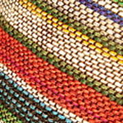 Peruvian Fabric Art Art Print