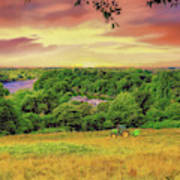Petersham Landscape Art Print