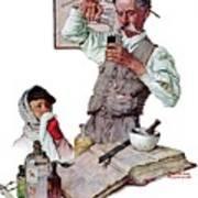 Pharmacist Art Print
