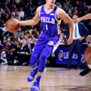 Philadelphia 76ers V Phoenix Suns Art Print