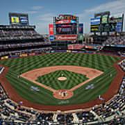 Philadelphia Phillies V. New York Mets Art Print