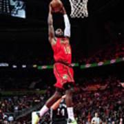 Phoenix Suns V Atlanta Hawks Art Print