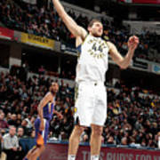 Phoenix Suns V Indiana Pacers Art Print