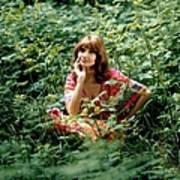 Photo Of 70s Style Art Print