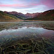 Piney Lake, Colorado Art Print
