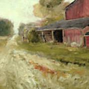 Pipersville Farm Art Print