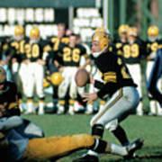 Pittsburgh Steelers Bobby Layne Art Print