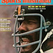 Pittsburgh Steelers Joe Greene Sports Illustrated Cover Art Print