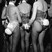 Playboy Club Party In Ny Art Print