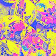 Pop Art Garage  Art Print