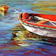 Portofino Drift Art Print