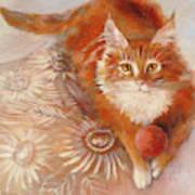 Portrait Of Fandorin Art Print