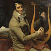 Portrait Of Jean-dominique Fabry Garat Art Print