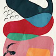 Positive Colors 8 Art Print