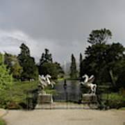 Powers Court Gardens - Ireland Art Print
