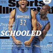 Prepare To Get Schooled, The Education Of The Games Next Sports Illustrated Cover Art Print