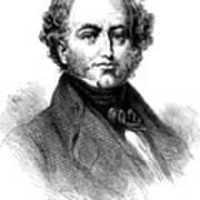 President Van Buren 1782-1862, American Art Print