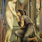 Pygmalion And The Image, The Soul Attains - Digital Remastered Edition Art Print
