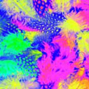 Rainbow Radiance Art Print