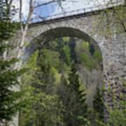 Ravenna Gorge Viaduct 05 Art Print