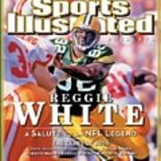 Reggie White, 2006 Pro Football Hall Of Fame Class Sports Illustrated Cover Art Print