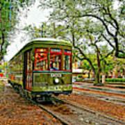Rollin' Thru New Orleans Art Print
