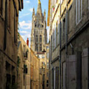 Saint Andre Cathedral Art Print