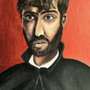 Saint Francis Xavier Art Print