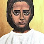 Saint Maria Goretti Art Print
