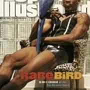 San Antonio Spurs Dennis Rodman Sports Illustrated Cover Art Print