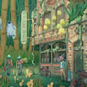 Schubas Tied House Art Print