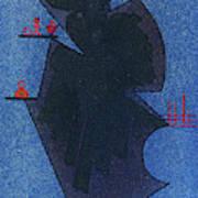 Shadow, 1931 Art Print