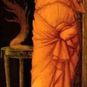Sibylla Delphica Art Print