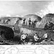 Siege Of Sebastopol, Crimean War Art Print