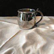 Silver Cup Art Print