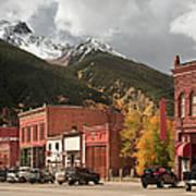 Silverton, Colorado Art Print