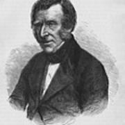 Sir Benjamin Brodie, English Doctor Art Print