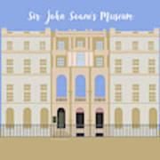 Sir John Soane's Museum Art Print