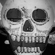 Skulldrudgery Art Print