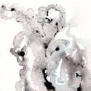 Smoke On Water 1 Art Print