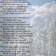 Snow Bells Art Print
