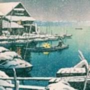 SNOW MUKOJIMA - Top Quality Image Edition Art Print