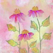 So Pretty In Pink Art Print